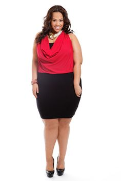 this is totally cute #plussize