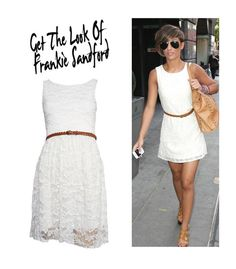 Always on the hunt for the perfect white sundress...