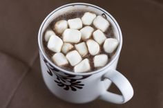 Creamy Crock Pot Hot Chocolate Recipe (Slow Cooker). For parties, holidays, pot lucks, cold winter days.