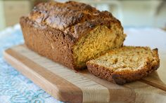banana coconut bread - I will use coconut flour, spelt flour or brown rice flour or a mixture of these and unsweet shredded coconut