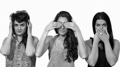 Addiction denial: hear no evil, see no evil, speak no evil Digital Transitions, The Five, Addiction Recovery, Couple Photos, Journey, Blog, Life, Everything, Couple Shots