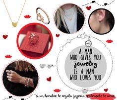 Dicen que cuando un hombre te regala joyería en cualquier ocasión especial es porque realmente te ama. Aquí te recomiendo una de mis marcas favoritas.