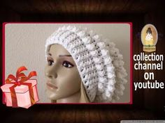 Crochet Hats, Youtube, Collection, Videos, Beanies, Blinds, Pattern, Knitting Hats, Youtubers