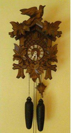 Coo - Coo Clock