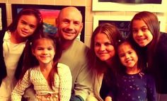 Grieving Friends Adopt Their Best Friend's Four Kids After She Dies From Brain Cancer