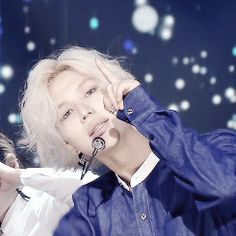 Photo of TAEMIN ACE PERFORMANCE GIF - INKIGAYO 140817  for fans of Lee Taemin.