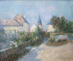 Gustave Loiseau. Le Vaudreuil, 1916 | Flickr - Photo Sharing!