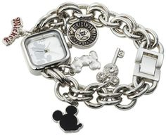Mickey Mouse Charm Watch