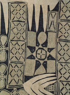 """African Embroidery  (""""threadeater"""" on flickr)"""