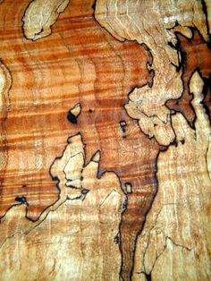 spalted curly maple ✞When through the woods, and forest glades I wander, And hear the birds sing sweetly in the trees. When I look down, from lofty mountain grandeur And see the brook, and feel the gentle breeze.✞