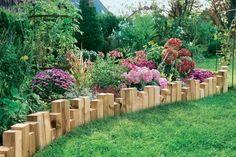Holz Eignet Sich Hervorragend Als Werkstoff Für Den Garten. Mit Dem  Naturprodukt Lässt Sich Nahezu