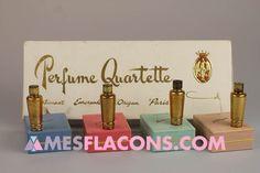 Coffret perfume quartette - COTY François