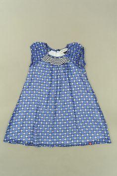 216cb9b58bed4 Robe de la marque Jean Bourget en taille 4 ans - Affairesdeptits vetement  occasion enfant bebe pas cher