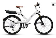 Hybrid 26 Electric Bike