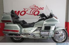 Honda goldwing 1500  27769 km !! ***motodoc.be*** - A vendre