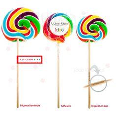 Piruletas Multicolor Redonda Personalizadas Grande y Mediana http://todo-piruletas.es/producto/piruletas-multicolor-redonda-personalizadas-grande-y-mediana/
