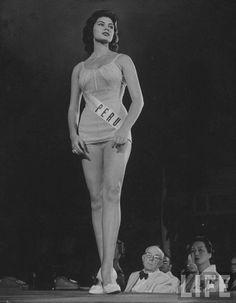 miss universe 1957