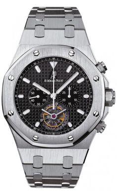 AUDEMARS PIGUET  Royal Oak Tourbillon  Men's Watch 25977ST.OO.1205ST.02  $190,000.00