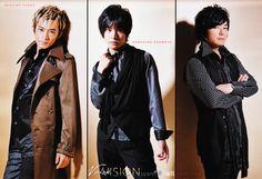 Tsuda Kenjiro : 津田 健次郎 & Okamoto Nobuhiko : 岡本 信彦 & Yusa Koji : 遊佐 浩二 #seiyuu #voiceactor