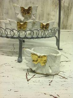 Festive Butterfly Napkin Rings £4.00