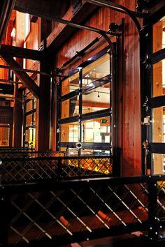Using Glass Garage Doors To Open Up Interior Spaces Glass Garage Door Garage Door Opener And