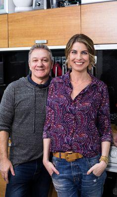 Rita Lobo visitou a cozinha do Rogério para o Cozinha Prática. Veja mais detalhes aqui!