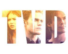 T=Elena V=Stefan D=Damon