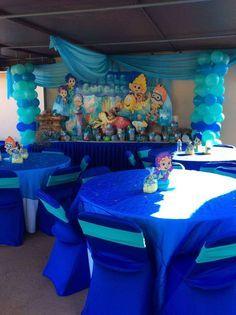 Bubble Guppies Birthday Party Ideas | Pinterest | Favors, Bubble ...