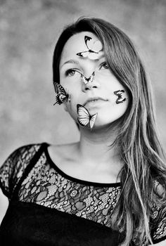 butterfly girl kramerowa.blogspot.com