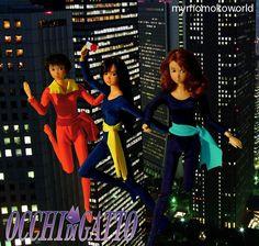 mymomokoworld <Title>Momoko cosplay - Cat's Eye