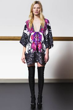 Emilio Pucci Pre-Fall 2014 - Runway Photos - Fashion Week - Runway, Fashion Shows and Collections - Vogue