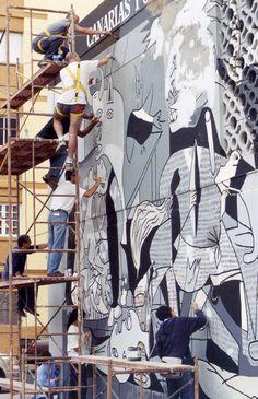 04 Guernica Lomo Blanco. Restauración. 2006