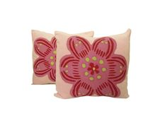 2 Piece Set.Flower Print #Cushion Cover, Home Decor #Designer Cushion Cover  Free International Shipping  Buy Now : http://ebay.to/12O0Dmu