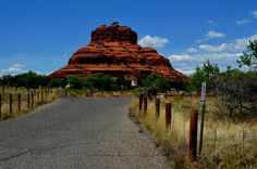 Photo of Bell  Rock - you can climb to the top