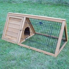Construire un poulailler sch ma de construction du for Construire cabane lapin
