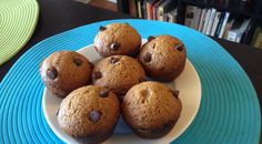 Small Batch Chocolate Chip Pumpkin Muffins | Caz Gardiner