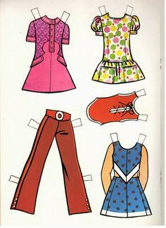 Paper dolls from round the World - Ulla Dahlstedt - Picasa Webalbum