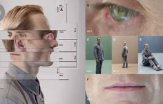 David the Android, starring Michael Fassbender
