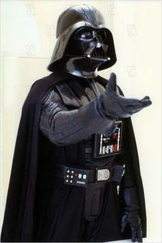 Darth Vader from The Empire Strikes Back