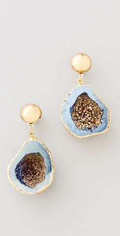 """Blake Earrings,"" Dara Ettinger."