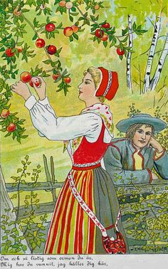 Jenny Eugenia Nystrom  Swedish Illustrator