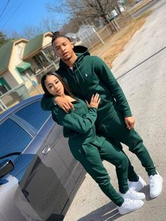 Matching Outfits Best Friend, Matching Couple Outfits, Friend Outfits, Matching Couples, Black Love Couples, Teen Couples, Cute Couples Photos, Cute Couples Goals, Freaky Relationship Goals Videos