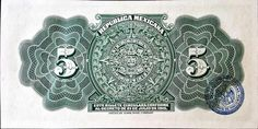 Mexico - Best of Banknotes Money Paper, Banknote, Financial Markets, Mexico City, Fans, America, Souvenirs, Scenery, Usa