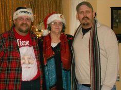Me, mom, and David