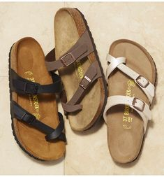 69144a284952 Birkenstock  Mayari  Birko-Flor™ Sandal (Women) Suede-lined cork footbed  combines with a cushy EVA sole to provide ultimate comfort in a casual  sandal ...