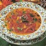 Praktická Kuchařka: Papriková polévka s dobromyslí