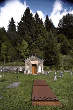 Recupero del cimitero storico di Timau (Ud)