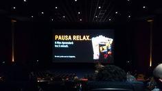 Sei uno di quelli che fanno la pipì nel bel mezzo di un film? Non preoccuparti, al cinema di Torino facciamo un momento di pausa!!
