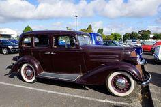 https://flic.kr/p/skbdkk | 1934 Oldsmobile 6 Sedan | At Auckland ,NZ