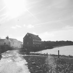 The Mill on the Isle of Wight #hauntedhouse